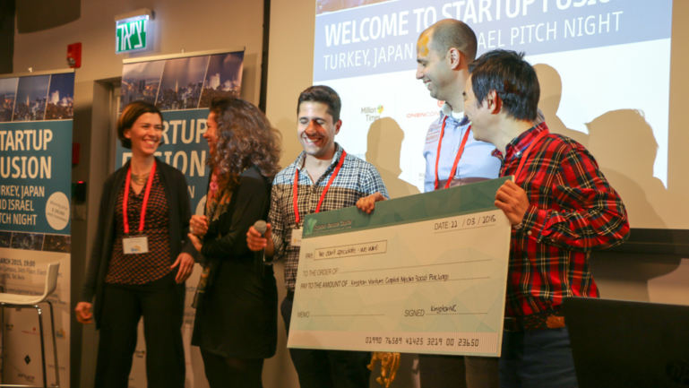 Startup Fusion Night Takes Google Campus by Storm