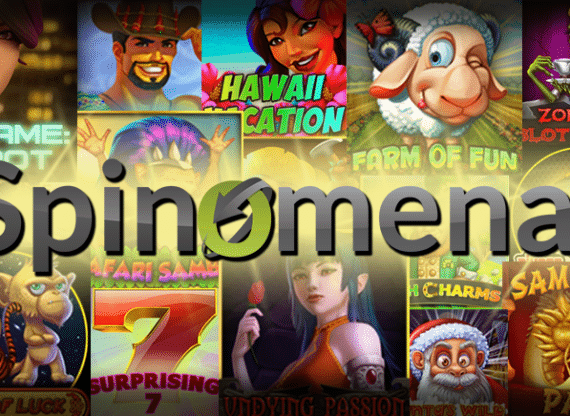 Spinomenal Launches 15 New Games In One Month