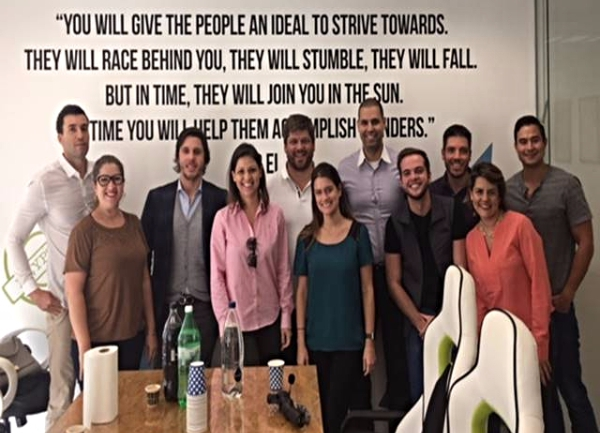 Krypton VC had the pleasure of hosting the Brazilian Delegation and introducing them to the Israeli Venture Capital Industry!